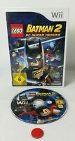 LEGO Batman 2 - DC Super Heroes | Nintendo Wii | gebraucht in OVP mit Anleitung