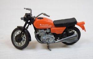 Vintage Model Club 33 Polistil Benelli 500 GT 659  1978 1/24 500cc Diecast Toy