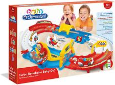 Clementoni Turbo Race Track, Multicoloured