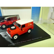LAND ROVER II STATION WAGON ROYAL MAIL POSTE UNIVERSAL HOBBIES 1536 1:43