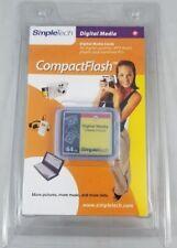 64MB SimpleTech Compact Flash CF Memory Card