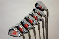 "New Custom Assembled Great Balance Iron Set Mens Standard Stiff Flex +1"" XL Long"