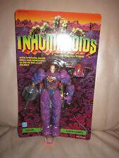 Inhumanoids Earth Core Auger Action Figure - 1986 Hasbro NIP!!