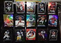 Broncos RC Prizm rookie serial # Chrome lot Demaryius Thomas C.J. Anderson ++