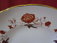 "Royal Crown Derby, BALI, 6 x 10.5"" Dinner Plates REDUCED!"