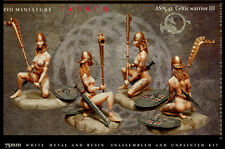Celtic warrior III 75mm 1 Figur El Viejo Dragon Miniaturas AS75.42 Pin Up