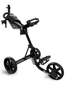Clicgear Model 4.0 Buggy - Matte Black | GolfBox