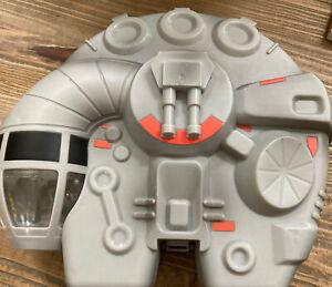 2010 Mighty Beanz Star Wars Millennium Falcon Case W/15 Star Wars Beanz + more