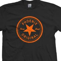 Phoenix Original Inverse T-Shirt - Born and Bred in Made Tee - All Size & Colors