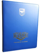 NRL 2015 RUGBY LEAGUE - Elite Official Trading Card Collector Album #NEW