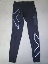 2XU Men's Hyoptik Compression Tight Size Medium MA3517b (Free Ship)