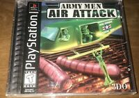 Sony PlayStation PS1 | Army Men Air Attack | Complete In Box CIB