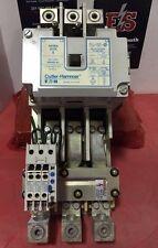 Cutler Hammer Eaton Starter AN16SN0 Size 5  480 Volt Coil