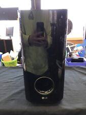 Lg Modelo SH93PA-W Sistema de Altavoces Usado Negro Grande 40.6cm X 38.1cm X