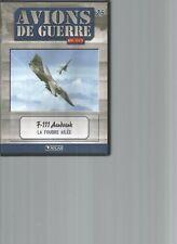 DVD AVIONS DE GUERRE N°25 - F-111 AARDVARK - LA FOUDRE ALLIEE