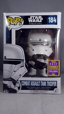 Funko Pop Star Wars 184 Rogue One Combat Assault Tank Trooper Summer Con