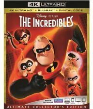 The Incredibles (Ultra Hd, Blu Ray )