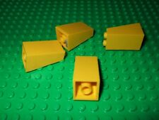 Lego 2x2x3 75 Degree Slope Qty 4 (3684) - Pick your color