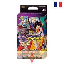 Dragon Ball Super Card Game - Premium Pack Set PP04 : Supreme Rivalry