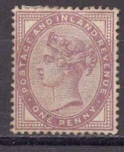 STAMPS GREAT BRITAIN Yvert 72 MH 1881