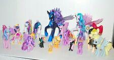 My Little Pony Friendship Is Magic lot Ponies- Talking Celestia & Nightmare Moon