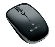 [Logitech] M557 Bluetooth Wireless Mouse for PC and Mac, Black, White