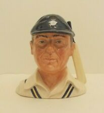 Royal Doulton Hampshire Cricketer D6739 Small sz - Ltd Ed #1201/5000 with Certif