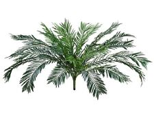 "TWO 37"" Cycas Palm Artificial Tree Silk Plants Bush Decor 9507"