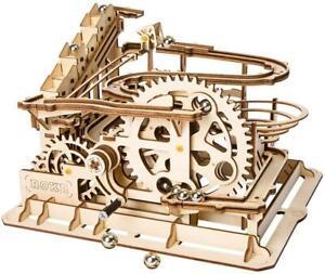 Fountasia RoboTime 3D DIY Marble & Jigsaw Puzzle Game - Various