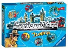 21258 Ravensburger Scotland Yard Junior Board Game Children Kids Age 6yrs