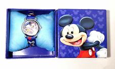 Fashion Mickey Cartoon Kids Gift Analog Quartz Cute Wrist Watch With Box