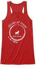 Blue Heeler | Circle Of Trust - You Bella Flowy Tank Tanktop