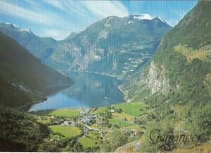 Norge, Geiranger and the eagle-road ngl G3767