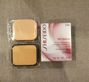 Shiseido Perfect Smoothing Compact Foundation I60 *Natural Deep Ivory*