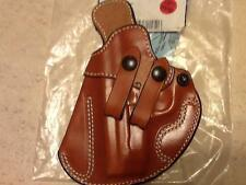 Desantis Holster inside pants LH S&W 99/990L sig P 229 Mauser m2 Brown Leather