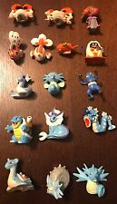 Rare Pokemon Miniature Figures Lot from Mystery Poke Pack U PICK ONE FIGURE