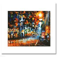 Leonid Afremov Lights Or The Celebration Hand Embellished Canvas 16/60 was $475