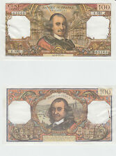 Gertbrolen 100 FRANCS CORNEILLE du 1-4-1971  E.537 Billet N° 1340405160