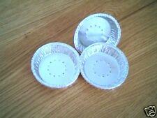 "100 x 3"" Mini Flan Foil Dishes"