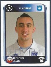 PANINI UEFA CHAMPIONS LEAGUE 2010-11- #480-AUXERRE & POLAND-IRENEUSZ JELEN