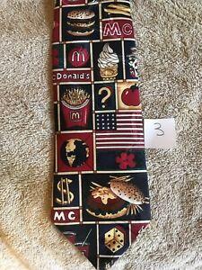 McDonalds Tie