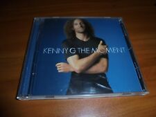 The Moment by Kenny G (Kenneth Bruce Gorelick) (CD, Oct-1996, Arista)