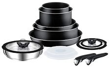 Tefal Ingenio Essential (Non Induction 13 Piece Pan Set with Detachable Handles