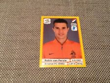 #189 Robin van Persie Netherlands Panini Euro 2012 PLATINUM ED sticker Arsenal
