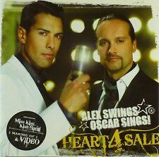 CD - Alex Swings Oscar Sings! - Heart 4 Sale - #A3846