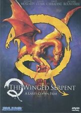 Q Winged Serpent With Michael Moriarty DVD Region 1 827058101899