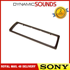 Sony Trim Plastic surround Face Front Facia Surround Trim FOR All models 2010 Up