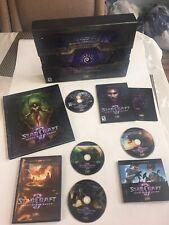 StarCraft II: Heart of the Swarm - Collector's Edition Windows/Mac EUC