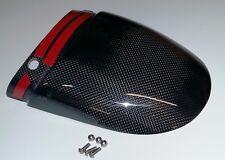 Suzuki SV1000 SV650 100% Real Carbon Fibre Fender Mudguard Extender 2003-2015