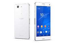"""Blanco 4.3"""" Sony Ericsson Xperia Z1 Compact D5503 4G 16GB Libre Telefono Movil"""